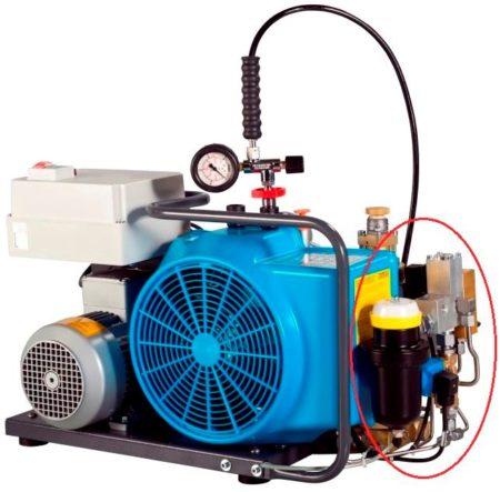 ACD - Automatisk kondens och stopp
